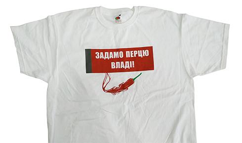 качественная печать на футболках