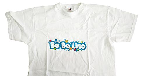 сделать печать на футболках в Киеве